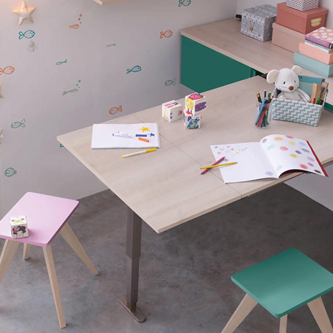scrivania camera ragazzi