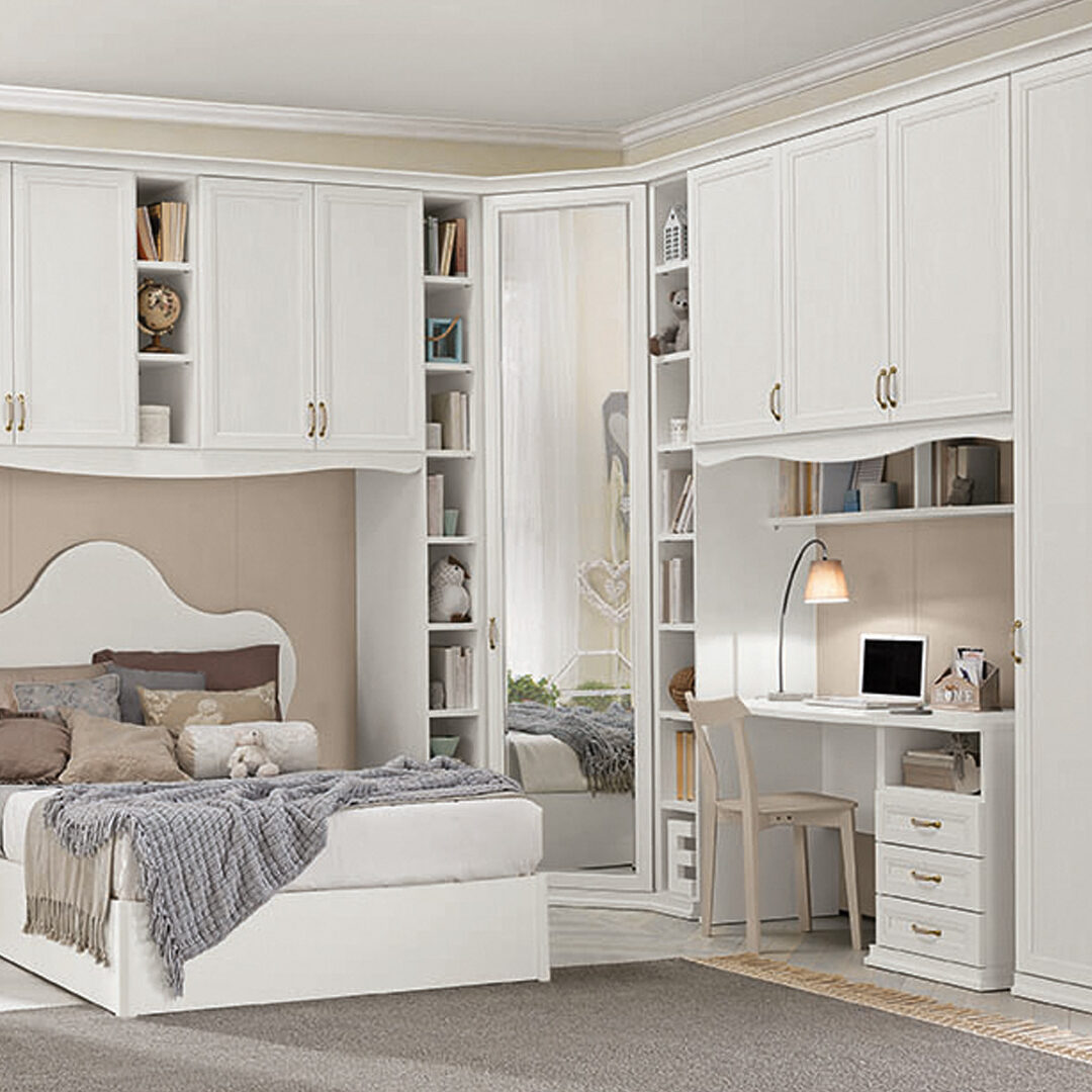 camerette shabby chic