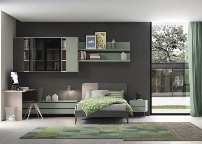 Cameretta-grigia-e-verde